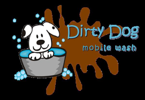Dirty Dog mobile wash - dog pampering